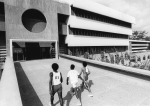 University of Ife in Ile-Ife, Nigeria | Architects: Arieh Sharon, Eldar Sharon | Photo: © Arieh Sharon digital archive